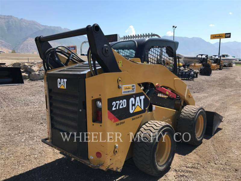 CATERPILLAR MINICARGADORAS 272D C1HF2 equipment  photo 2