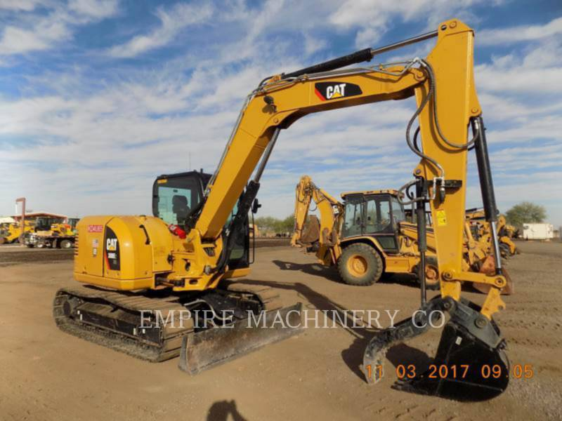 CATERPILLAR KOPARKI GĄSIENICOWE 308E2 SB equipment  photo 4