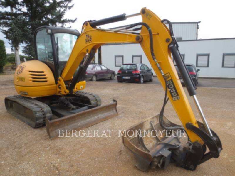 JCB TRACK EXCAVATORS 8045 equipment  photo 2