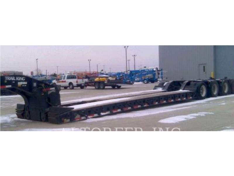 TRAILKING TRAILERS TK110HDG equipment  photo 1