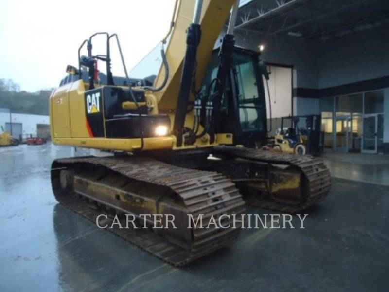 CATERPILLAR TRACK EXCAVATORS 336EL 12CF equipment  photo 4