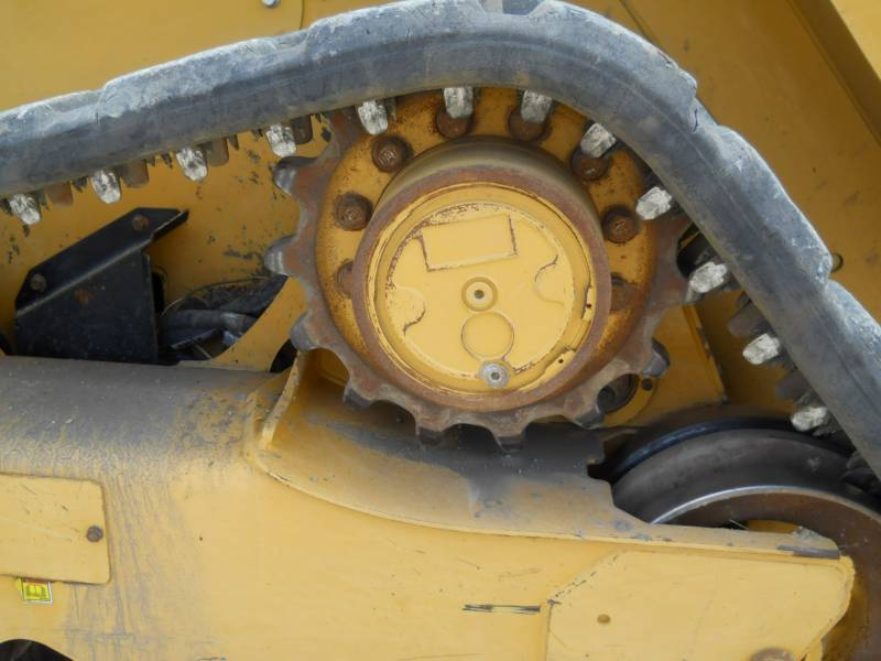 CATERPILLAR CARGADORES MULTITERRENO 259D equipment  photo 11