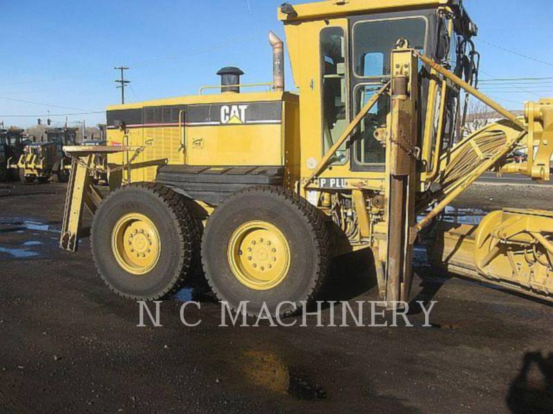 CATERPILLAR MOTOR GRADERS 140H equipment  photo 12