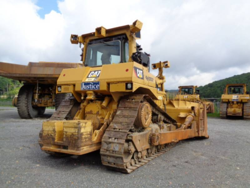 CATERPILLAR TRATORES DE ESTEIRAS D9T equipment  photo 3