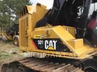 CATERPILLAR Forestal - Procesador 501HD equipment  photo 17
