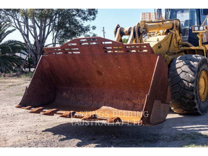 CATERPILLAR WHEEL LOADERS/INTEGRATED TOOLCARRIERS 988G equipment  photo 10