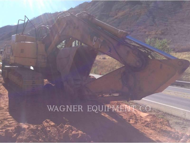 CATERPILLAR トラック油圧ショベル 321CL CR equipment  photo 2