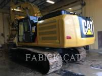 CATERPILLAR PELLES SUR CHAINES 336F HT equipment  photo 1