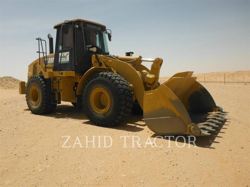CATERPILLAR 鉱業用ホイール・ローダ 950H equipment  photo 4