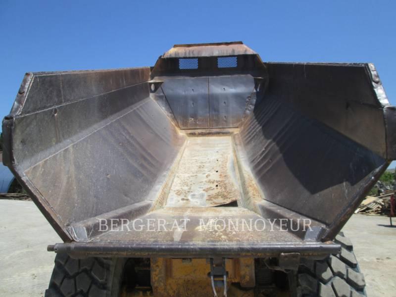VOLVO CONSTRUCTION EQUIPMENT DUMPER ARTICOLATI A20 equipment  photo 18