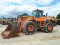 DOOSAN INFRACORE AMERICA CORP. CARGADORES DE RUEDAS DL400 equipment  photo 1