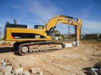 Equipment photo CATERPILLAR 345DL トラック油圧ショベル 1