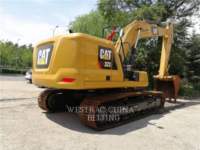 CATERPILLAR TRACK EXCAVATORS 323-07 equipment  photo 7