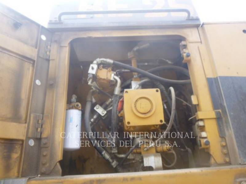 CATERPILLAR TRACK EXCAVATORS 374DL equipment  photo 5