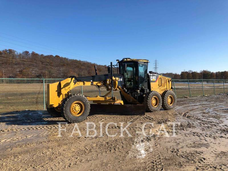 CATERPILLAR MOTOR GRADERS 120M equipment  photo 1