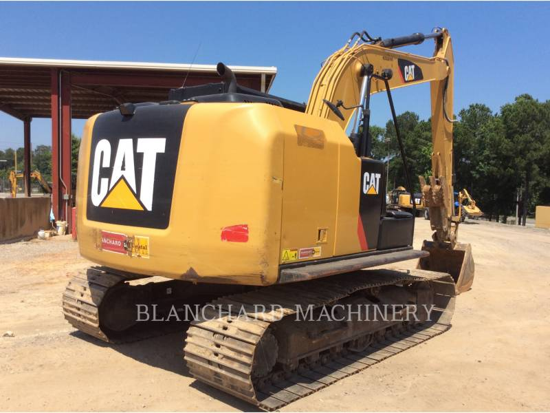 CATERPILLAR TRACK EXCAVATORS 312E equipment  photo 4