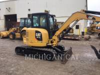 CATERPILLAR TRACK EXCAVATORS 305.5E2 ATQ equipment  photo 9