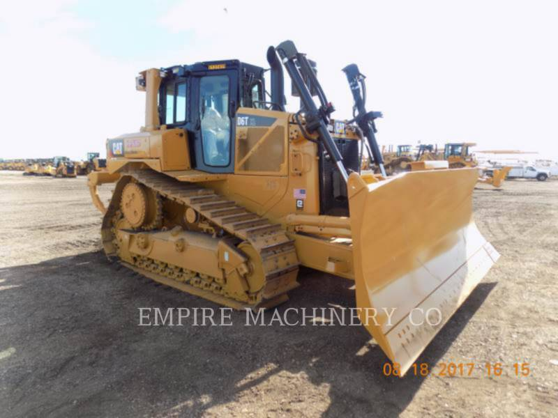 CATERPILLAR TRACK TYPE TRACTORS D6T PAT IT equipment  photo 1