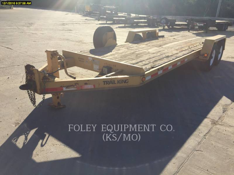 TRAILKING TRAILERS TK12U equipment  photo 3