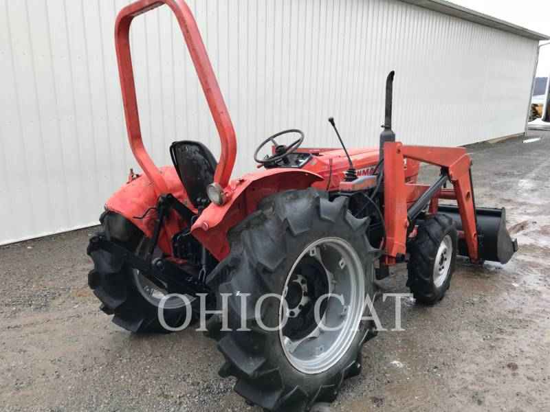 YANMAR TRACTEURS AGRICOLES YM336D equipment  photo 3