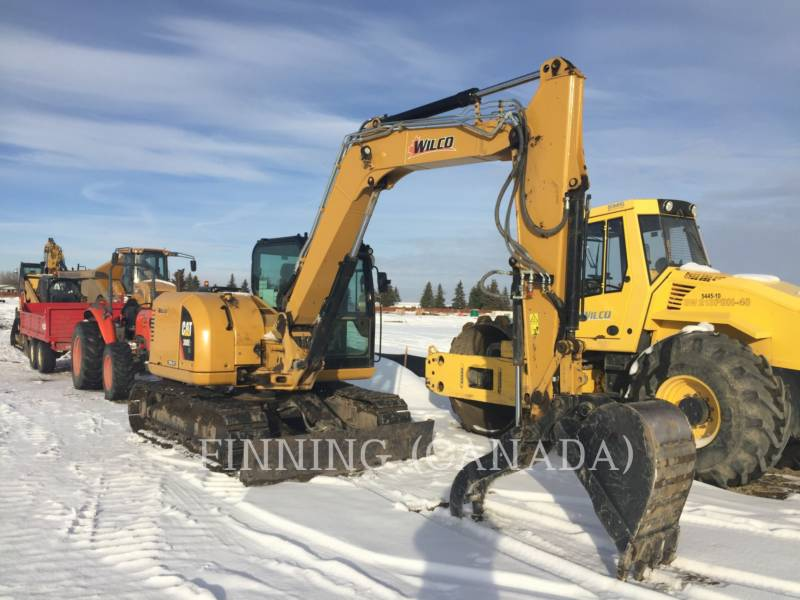 CATERPILLAR TRACK EXCAVATORS 308E2 equipment  photo 4