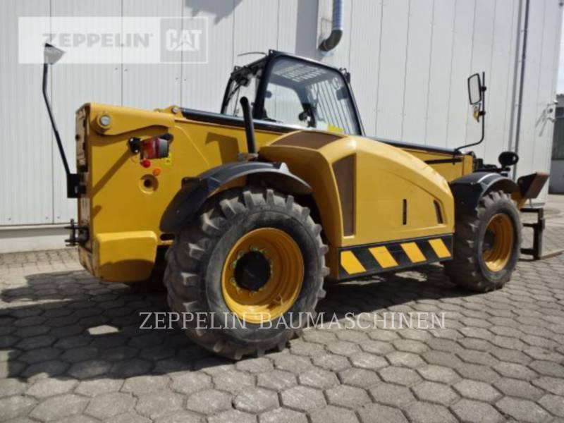 CATERPILLAR TELEHANDLER TH414CGC equipment  photo 4