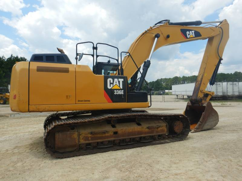 CATERPILLAR 履带式挖掘机 336 E L equipment  photo 3