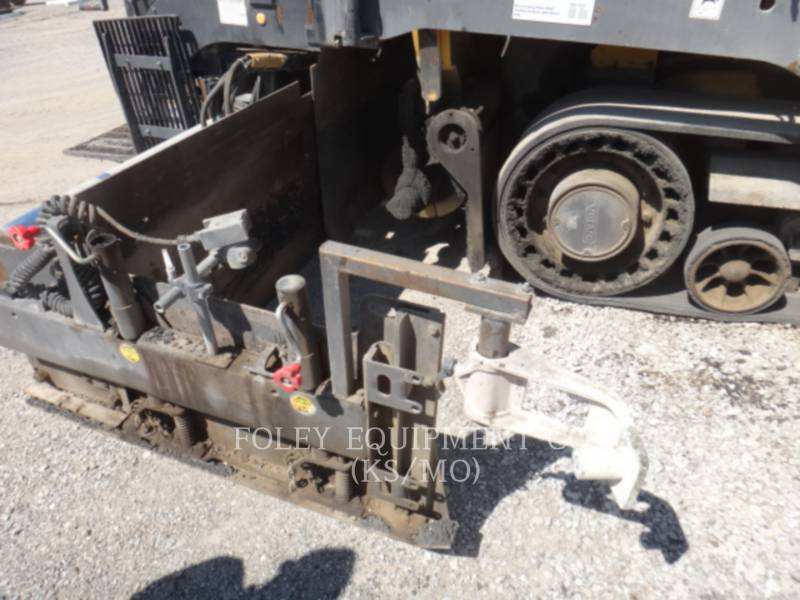 VOLVO CONSTRUCTION EQUIPMENT PAVIMENTADORA DE ASFALTO PF6110 equipment  photo 13