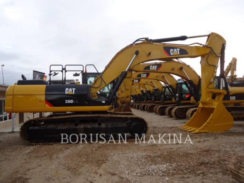 CATERPILLAR 鉱業用ショベル/油圧ショベル 336D2L equipment  photo 1