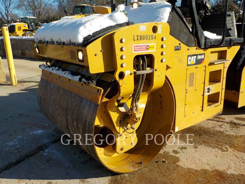 CATERPILLAR COMPACTEURS TANDEMS VIBRANTS CB-54 equipment  photo 3