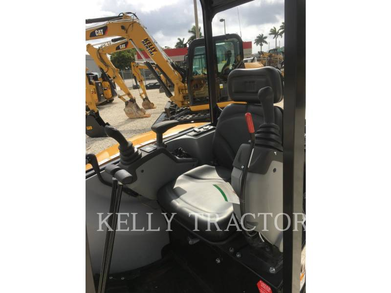 CATERPILLAR TRACK EXCAVATORS 302.7DCR equipment  photo 12