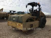 CATERPILLAR VIBRATORY SINGLE DRUM ASPHALT CS54B C110 equipment  photo 1