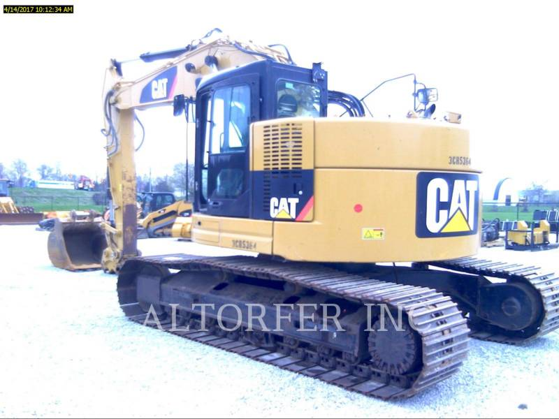 CATERPILLAR EXCAVADORAS DE CADENAS 321DL CR equipment  photo 2