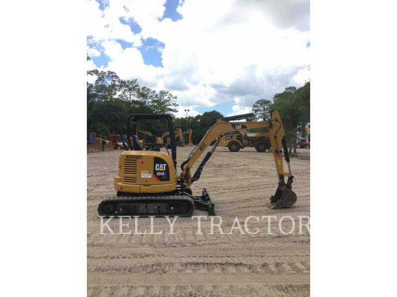 CATERPILLAR KETTEN-HYDRAULIKBAGGER 304E2CR equipment  photo 8