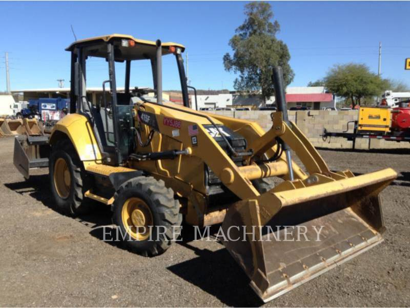 CATERPILLAR CARGADOR INDUSTRIAL 415F2IL equipment  photo 1