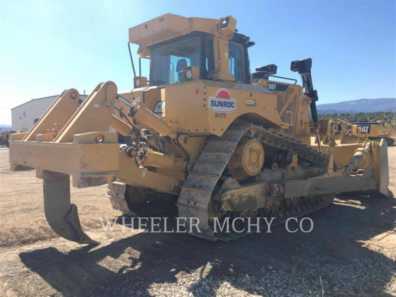 CATERPILLAR TRACK TYPE TRACTORS D8T SU equipment  photo 4
