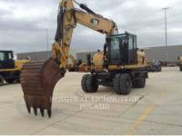 CATERPILLAR EXCAVADORAS DE RUEDAS M316D equipment  photo 2