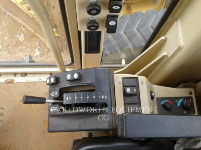 CATERPILLAR MOTORGRADER 12 K equipment  photo 9