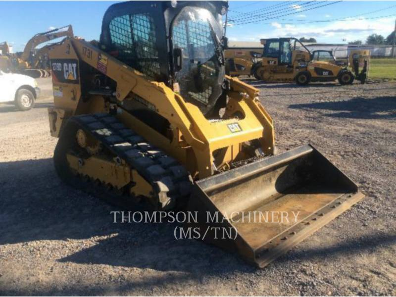 CATERPILLAR MINICARGADORAS 279DHF equipment  photo 1