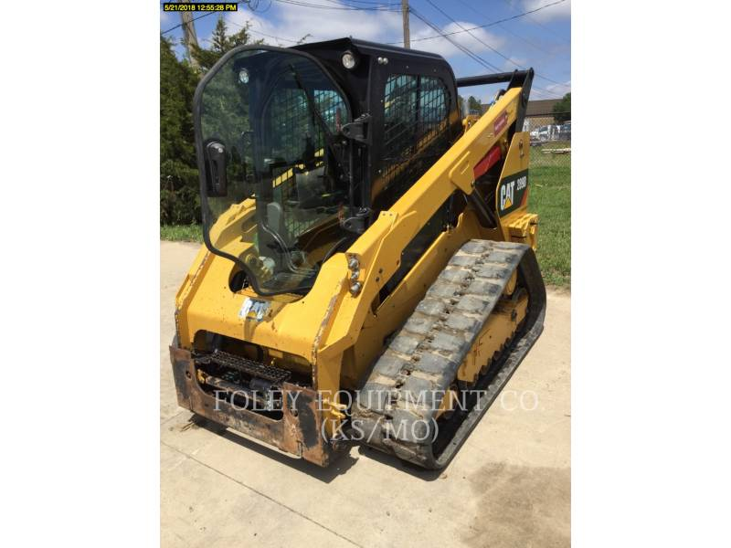 CATERPILLAR CARGADORES MULTITERRENO 289DSTD2CA equipment  photo 1