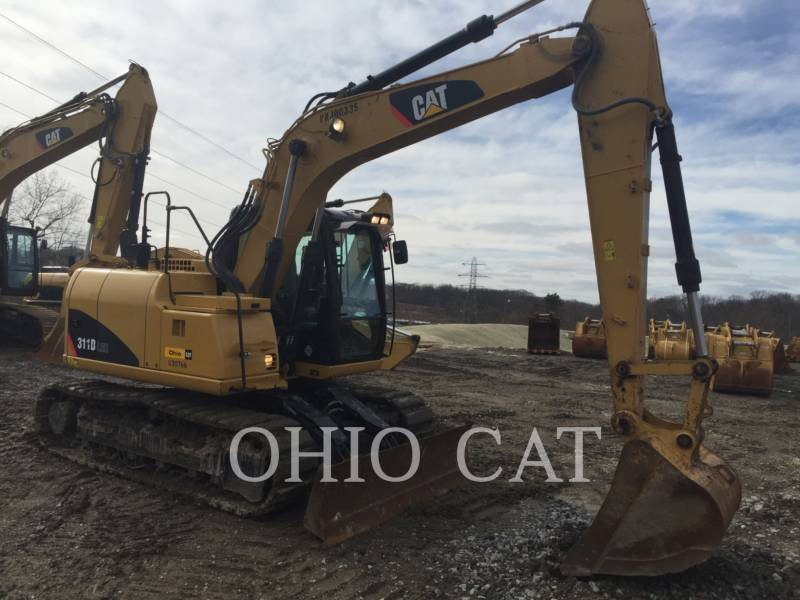 CATERPILLAR TRACK EXCAVATORS 311DLRR equipment  photo 8