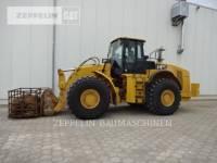 CATERPILLAR RADLADER/INDUSTRIE-RADLADER 980H equipment  photo 5