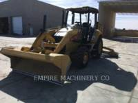 CATERPILLAR BACKHOE LOADERS 420F2 4EO equipment  photo 2