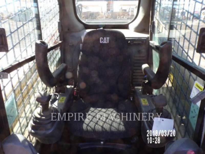 CATERPILLAR MULTI TERRAIN LOADERS 299D equipment  photo 4