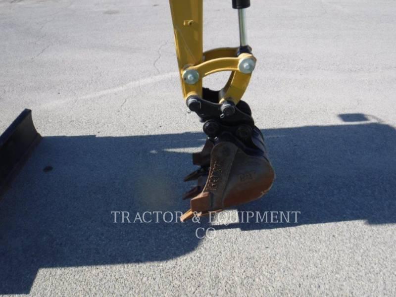 CATERPILLAR TRACK EXCAVATORS 302.7D CR equipment  photo 11