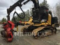 Equipment photo CATERPILLAR 501 HD DH BOSBOUW - OOGSTER 1