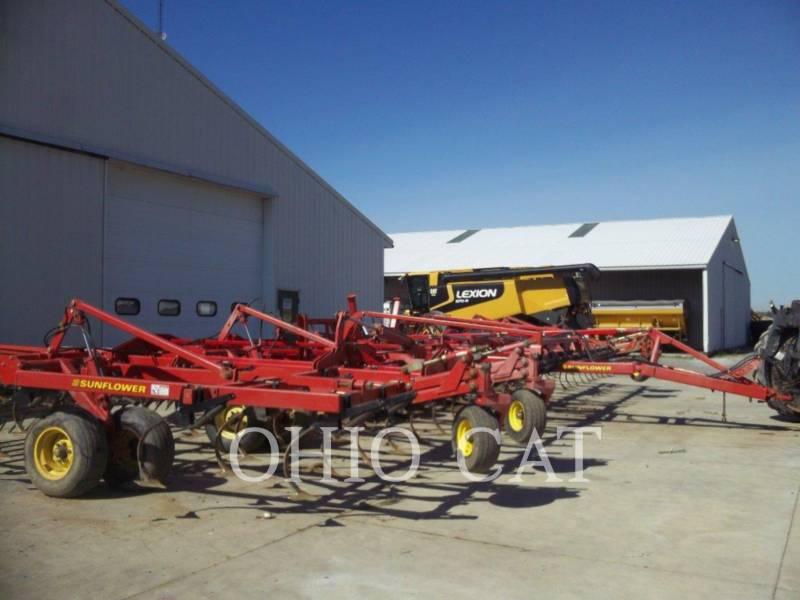 SUNFLOWER MFG. COMPANY AG TILLAGE EQUIPMENT SF5055-50 equipment  photo 6