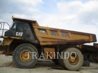 Equipment photo CATERPILLAR 773DLRC DUMPER A TELAIO RIGIDO 1