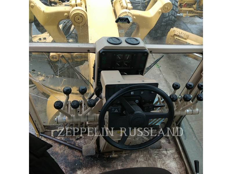 CATERPILLAR MOTORGRADER 160K equipment  photo 8