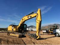 CATERPILLAR TRACK EXCAVATORS 336FL HMR equipment  photo 1